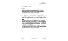 Monitoring Phenol in Water - Brochure