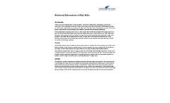 Monitoring Hydrocarbons in Bilge Water - Brochure
