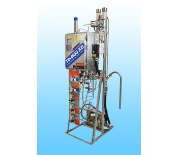 TDHI - Model TD-4100XD - Continuous On-Line Oil in Water Monitor