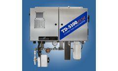 TDHI - Model TD-5100 ECA - Scrubber Wash Water Overboard Discharge Monitor