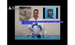 TD-500D Solvent Method Calibration Demo - Video