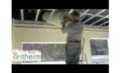 Aritherm Insulation Roll Video