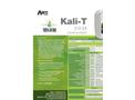 Kali-T - Model 2-0-24 - High Potassium Content Liquid Foliar Nutrient  Brochure