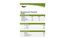 Model (MAP) 10-50-0 - Monoammonium Phosphate- Brochure