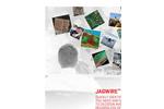 Jagwire - Web-Based Geospatial Data Management Software- Brochure