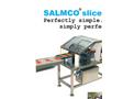 SALMCO - Model SM 5118 - Shingle Slicer