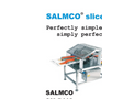 SALMCO - Model 5418 - Double Lane Slicer