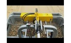 Beach Cleaner HD65 Plus video from CleanSands, Inc. removing unwanted debris