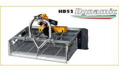 CleanSands, Inc. Model HD52 Dynamic - Sifting Beach Debris