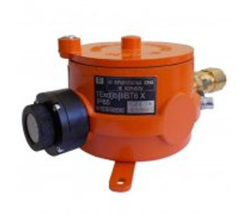 IGM-10 fixed gas detector with battery supply