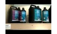 Pond Support Water Treatment Products Video