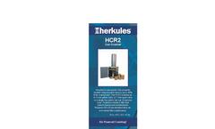 Herkules - Model HCR2 - Crushers Brochure