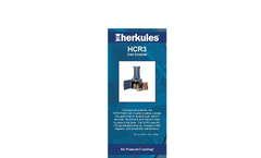 Herkules - Model HCR3 - Crushers Brochure