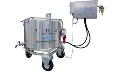 TDM - Calve Milk Pasteurizer