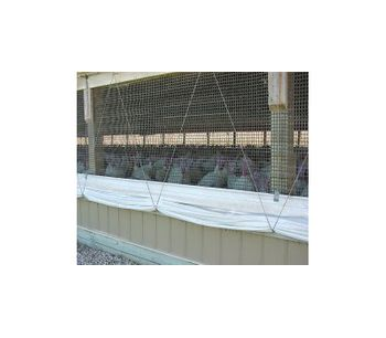 Faromor - Insulated Curtain Systems for Poultry Industry Ventilation
