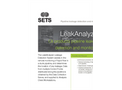 Oil Products Pipeline Leakage Detection and Monitoring Software Brochure