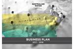 Business Plan 2017 – 2018 - Presentations