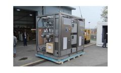 Ultraviolet disinfection systems for the oil & gas UV system designs
