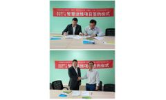 bluebee® to support Smart O&M of Shirui's Raffles City Chongqing HVAC project
