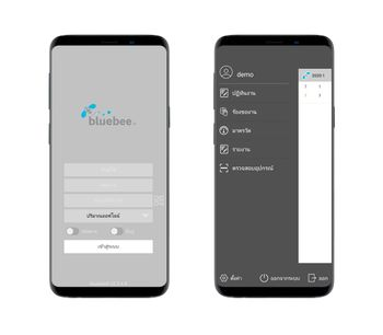 bluebee® app now available in Thai
