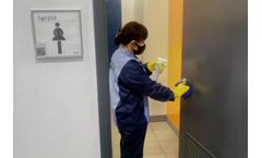 Siveco client GSN fights the COVID-19 epidemic using bluebee®