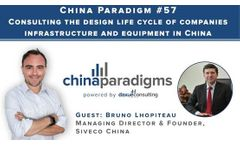 Optimizing infrastructure maintenance in China: interview of Siveco China's Managing Director by China Paradigms Podcast