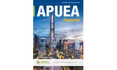 Article `Maximizing performance and efficiency by Smart O&M in Asia Pacific` published in APUEA Magazine