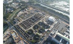 Coswin 8i selected for sewage water project in Hong Kong