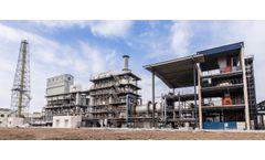Shandong Hazardous Waste Energy Recovery Plant Deploys Coswin 8i