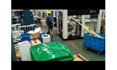 DENAIR, Dry Type Oil Free Compressor Production Line Video