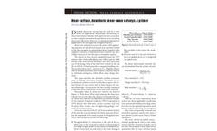 Downhole Shear-Wave Surveys - Datasheet