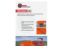 Model EG - Spreader Brochure
