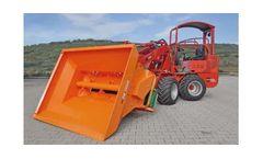 Grip 4 - Model 95-110 - Slope Tractor