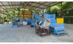 Mayslynn - Model S-1000 - Waste Radiator Recycling Production Line
