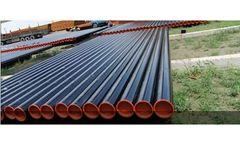 Threeway-Steel - Carbon Steel Pipe