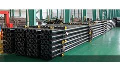 Threeway-Steel - Model API 5DP - Drill Pipe