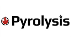 Continuous Pyrolysis Facility for Sewage Sludge Treatment