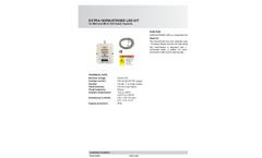 Model 0434 - Horn/Strobe LED Brochure