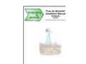 Single Diaphragm Windmill Manual
