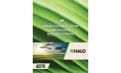 Halo - Acidic Liquid Nitrogen Fertilizer - Brochure