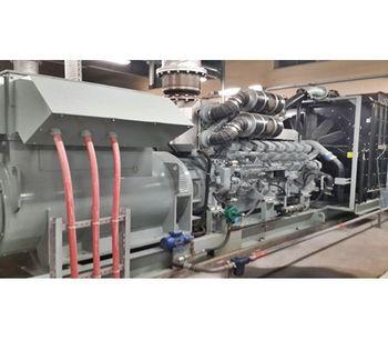 Arken - Medium Voltage Generator