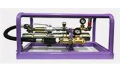 EnviroMIST - Model Type KAH/SM - Compact Hydraulic Motor And Pump Unit