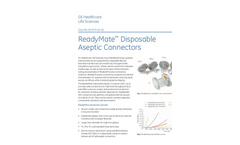 ReadyMate Disposable Aseptic Connectors - Brochure