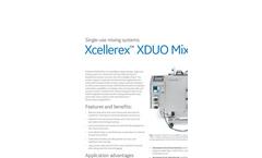 Xcellerex XDUO Mixer - Datasheet