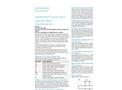 Whatman 25 mm GD/X Syringe Filters - Brochure