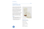 ULTA Prime CG - Cartridge and Capsule Filters - Datasheet