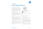 Xuri - Growth Factors - Datasheet