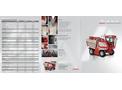Model A90-130-170 - Self Propelled Grape Harvesting Machines- Brochure