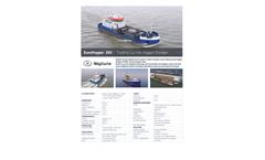 EuroHopper - Model 200 - Small to Medium-Sized Trailing Suction Hopper Dredgers Brochure