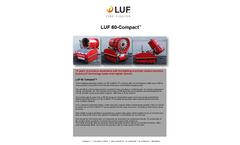 LUF - Model 60C - Compact Fire-Fighting Machines - Datasheet